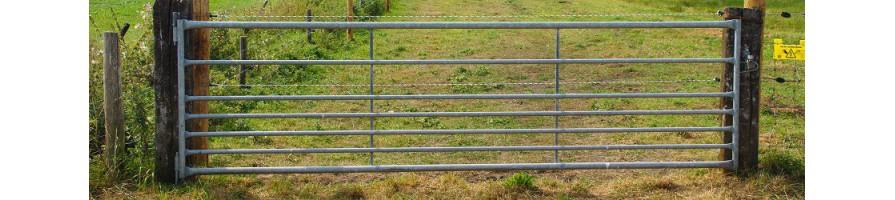 Weidehek schapen