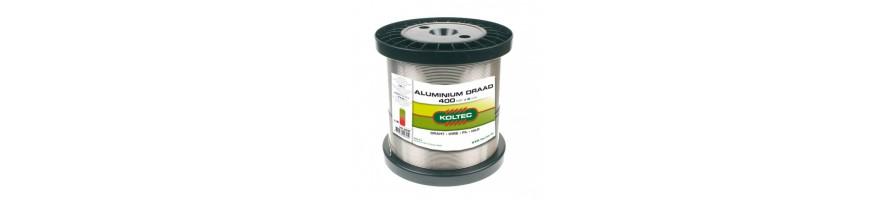Aluminium laag gladdraad