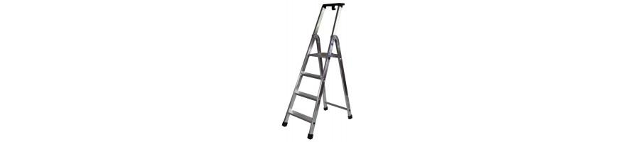 Ladders en huishoudtrappen